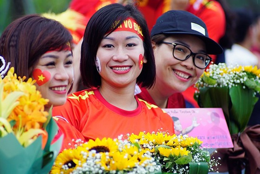 """Pride of Vietnam"" program to honor Vietnam sports delegation to broadcast live on VTC3 at 5pm  ​ ảnh 6"