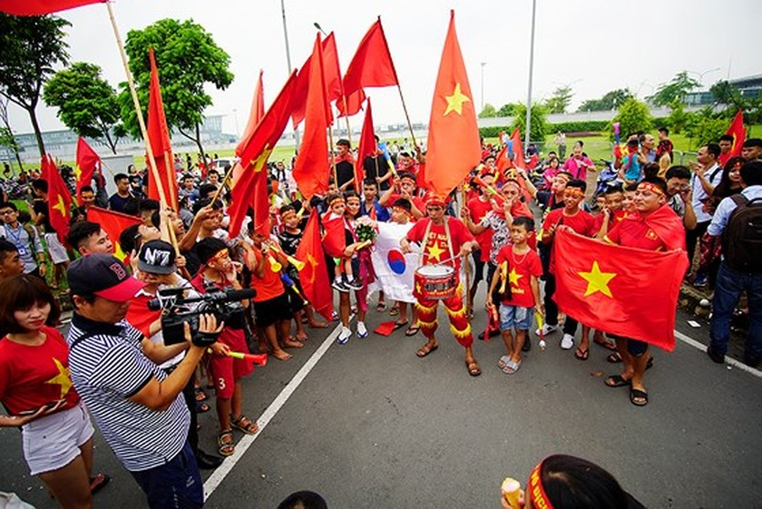 """Pride of Vietnam"" program to honor Vietnam sports delegation to broadcast live on VTC3 at 5pm  ​ ảnh 7"