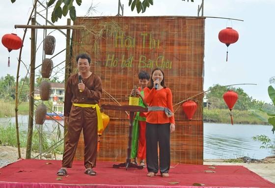 Sôi động giỗ Tổ nghề mộc Kim Bồng ảnh 6