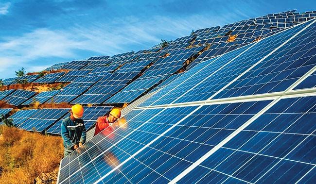 Hậu điện mặt trời  gánh nặng môi trường ảnh 1