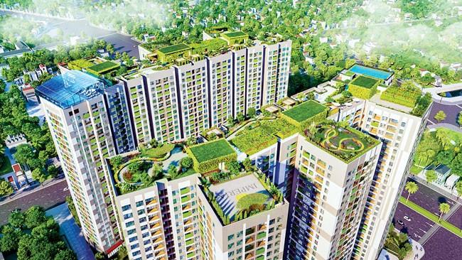 """Imperia Sky Garden: Top 10 """"Dự án xanh và  thông minh"""" ảnh 2"""