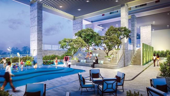 Dự án căn hộ hạng sang The Grand Manhattan: Lotte E&C là nhà thầu chính  ảnh 3