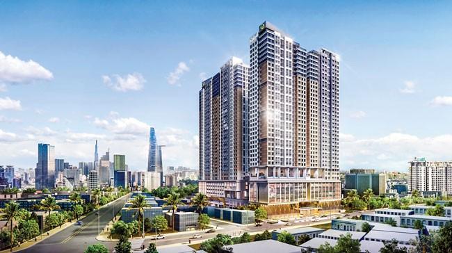 Dự án căn hộ hạng sang The Grand Manhattan: Lotte E&C là nhà thầu chính  ảnh 2