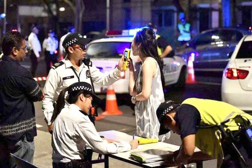 Án phạt của các nước  khi lái xe say rượu bia  ảnh 1