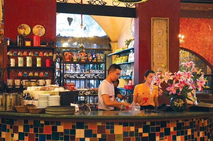 Quyến rũ Cafe Napoly ảnh 1