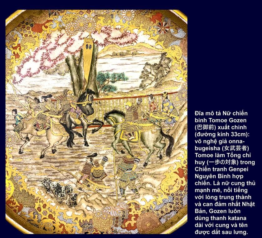 Khắc họa chân dung Thiên hoàng - Mạc phủ ảnh 4