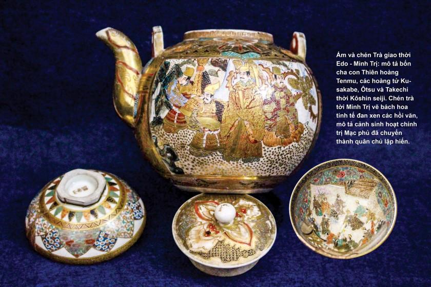 Khắc họa chân dung Thiên hoàng - Mạc phủ ảnh 2