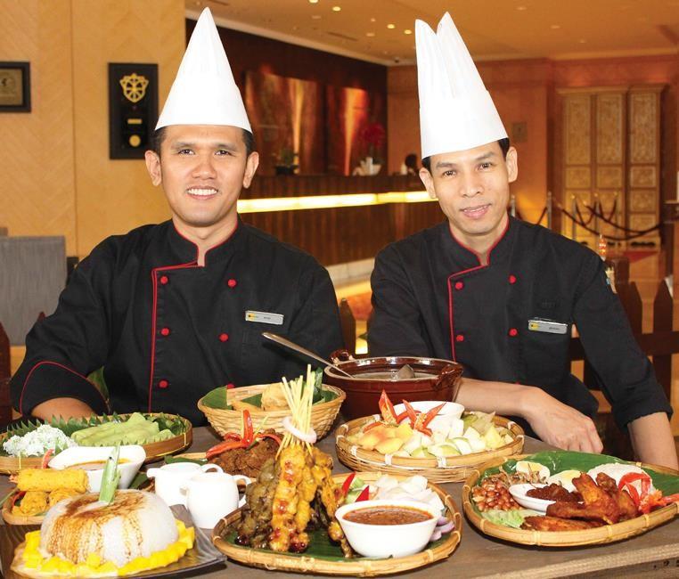 Ẩm thực Malaysia tại Windsor Plaza ảnh 2