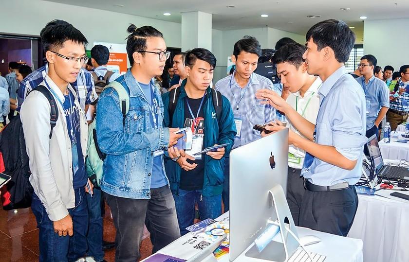 Startup Việt  sàng lượng tìm chất ảnh 1