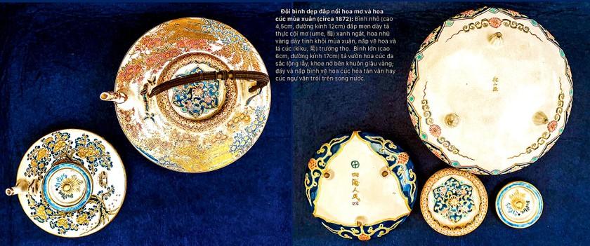 Phiêu lãng cùng 7 chiếc bình Sake Gosu-Blue ảnh 3