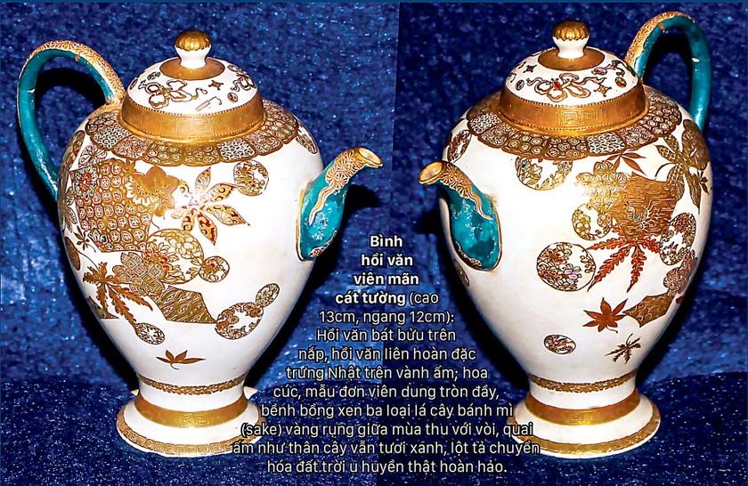 Phiêu lãng cùng 7 chiếc bình Sake Gosu-Blue ảnh 7