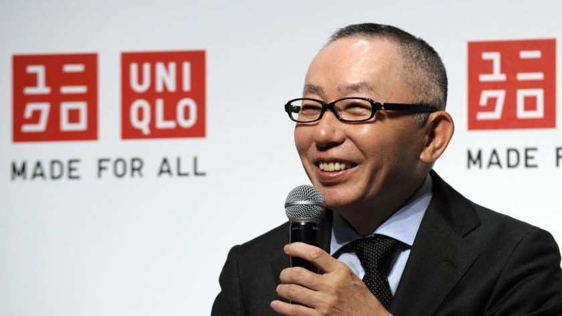 CEO Tadashi Yanai Bậc thầy xử lý khủng hoảng ảnh 1