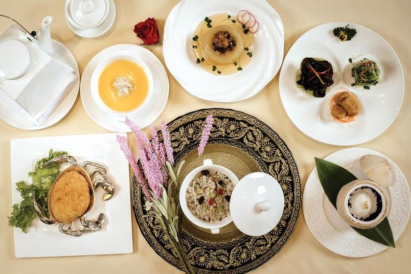 Phong vị mùa chay tại The Reverie Saigon ảnh 2