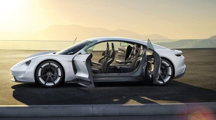 Top 3 mẫu xe điện hiện đại sắp ra mắt ảnh 6