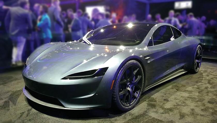 Top 3 mẫu xe điện hiện đại sắp ra mắt ảnh 1