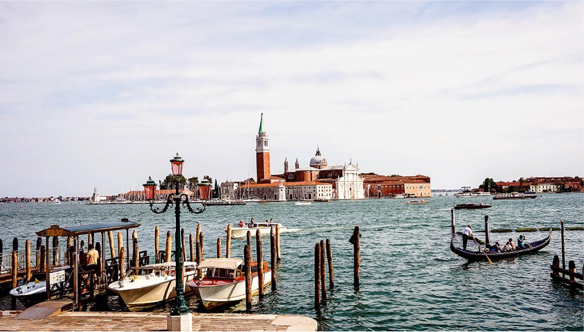 Venice Thành phố trên biển  ảnh 3