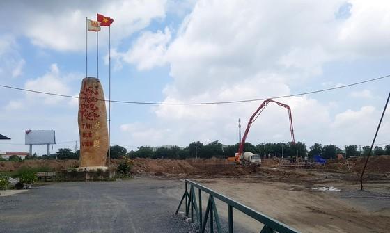Xây tượng Phật tại Tân Huê Viên có phải xin phép? ảnh 3