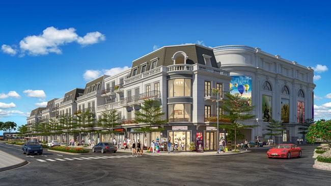 Vincom Retail ra mắt Vincom Shophouse Dĩ An ảnh 2