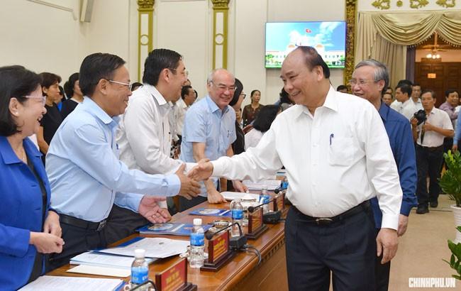 Nghị quyết 54 tạo đột phá ban đầu cho TPHCM ảnh 1