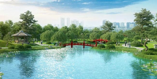 Vingroup ra mắt đại đô thị thông minh Vinhomes Smart City ảnh 1
