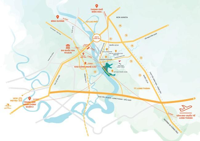 Phát triển đô thị vệ tinh khu Đông: Hướng giảm tải tối ưu TPHCM ảnh 2