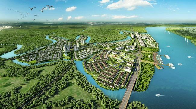 Phát triển đô thị vệ tinh khu Đông: Hướng giảm tải tối ưu TPHCM ảnh 3