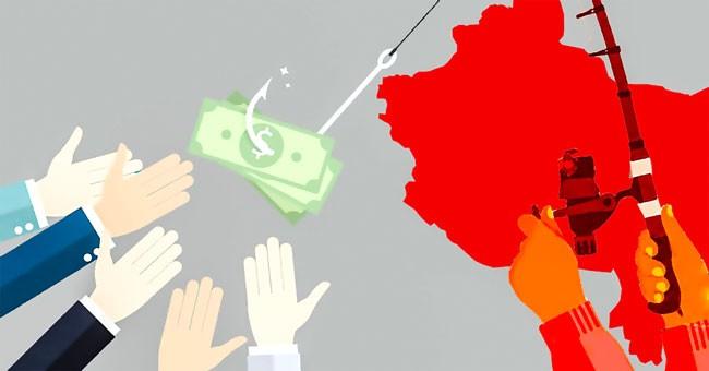 """Cảnh báo  """"bẫy nợ"""" Trung Quốc ảnh 1"""