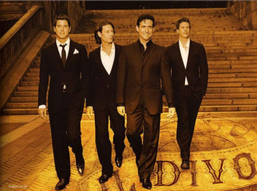 World famous group IL Divo to perform in Miss Vietnam Global