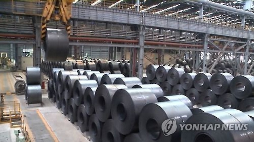 S  Korean steel, chemical products becoming targets of import