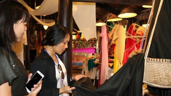 Giữ gìn bản sắc để tơ lụa Việt Nam vươn ra thế giới ảnh 6