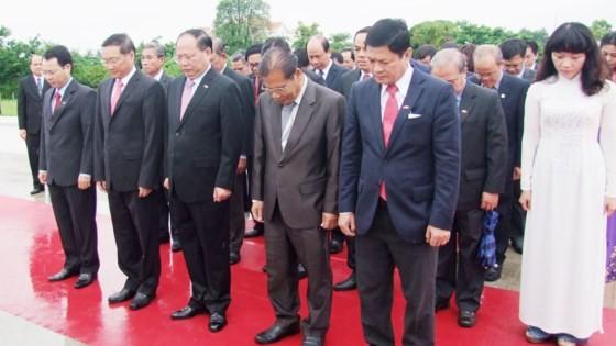 Tăng cường hợp tác giữa TPHCM và Thủ đô Viêng Chăn ảnh 4