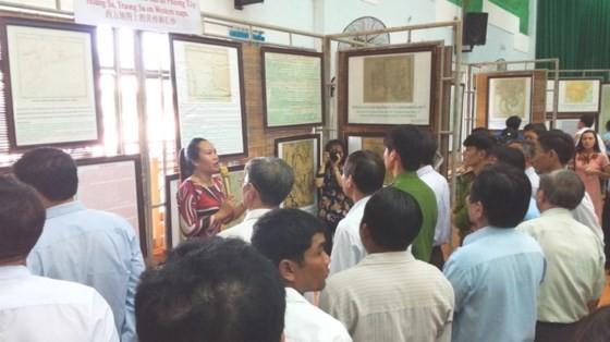 Bình Thuận: Triển lãm Hoàng Sa, Trường Sa của Việt Nam - những bằng chứng lịch sử và pháp lý ảnh 3