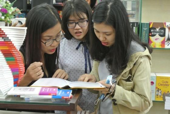 Khai trương gian hàng sách tiếng Đức lần đầu tiên tại Việt Nam ảnh 2