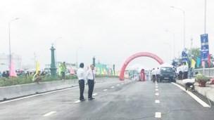 Thông xe cầu Nhị Thiên Đường 1 ảnh 1