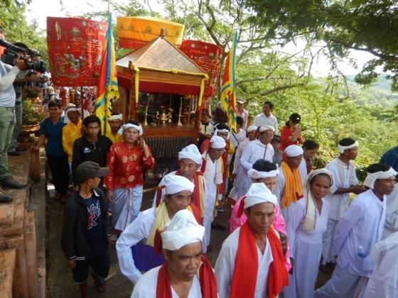 Tưng bừng Lễ hội Katê của đồng bào Chăm Bình Thuận ảnh 4