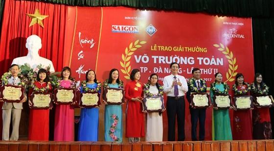 Đà Nẵng: Thêm một ngày hội lớn cho ngành giáo dục ảnh 5
