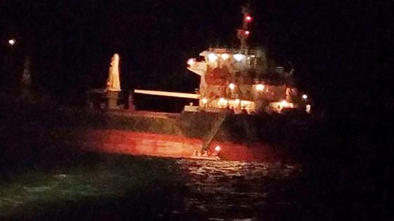 Cứu kịp thời các thuyền viên nước ngoài gặp nạn khi tránh bão số 14 ảnh 1