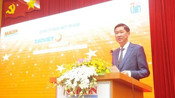 Sáng nay, Báo SGGP trao giải Thương hiệu Việt 2017 ảnh 3