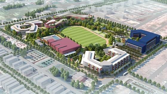 Hơn 1.000 tỷ đồng xây dựng Thành phố giáo dục đầu tiên tại Việt Nam ảnh 2