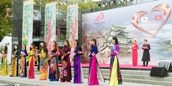 Khai mạc Lễ hội Việt Nam tại Aichi 2018 ảnh 6