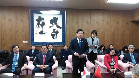 Tăng cường quan hệ hợp tác giữa TPHCM và tỉnh Nagano ảnh 5