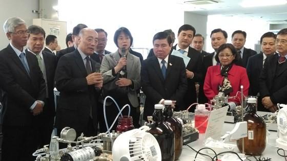 Tăng cường quan hệ hợp tác giữa TPHCM và tỉnh Nagano ảnh 6