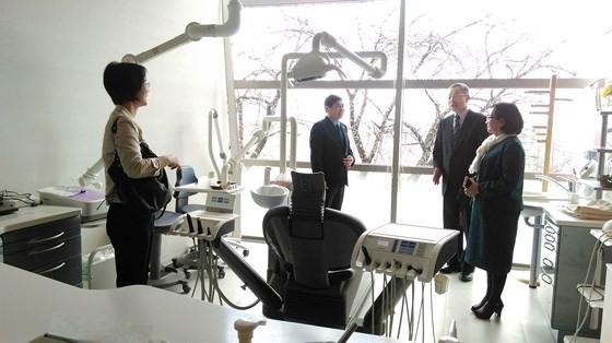 Trao đổi khả năng hợp tác về giáo dục với các trường đại học Nhật Bản ảnh 2