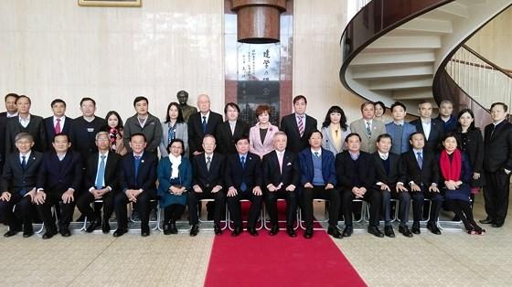 Trao đổi khả năng hợp tác về giáo dục với các trường đại học Nhật Bản ảnh 3