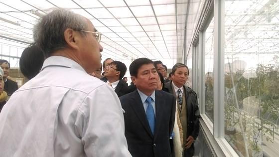 TPHCM tìm kiếm cơ hội thúc đẩy đầu tư, tăng cường hợp tác nông nghiệp công nghệ cao với Nhật Bản ảnh 3