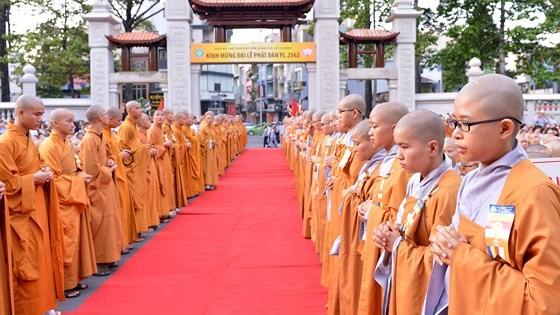 Phật giáo Việt Nam có nhiều đóng góp quan trọng vào sự phát triển của đất nước ảnh 2