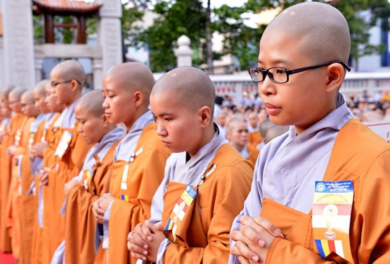 Phật giáo Việt Nam có nhiều đóng góp quan trọng vào sự phát triển của đất nước ảnh 3