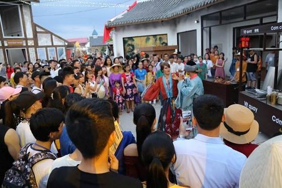 Hội An ra mắt công viên văn hoá trên sông Hoài ảnh 3