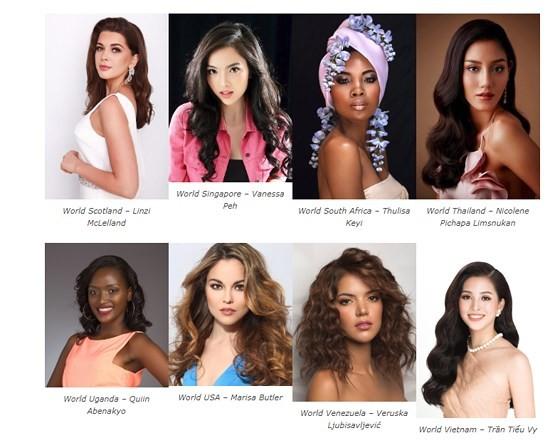 4 người đẹp Việt Nam góp mặt trong danh sách Timeless Beauty - Vẻ đẹp vượt thời gian 2018 ảnh 1