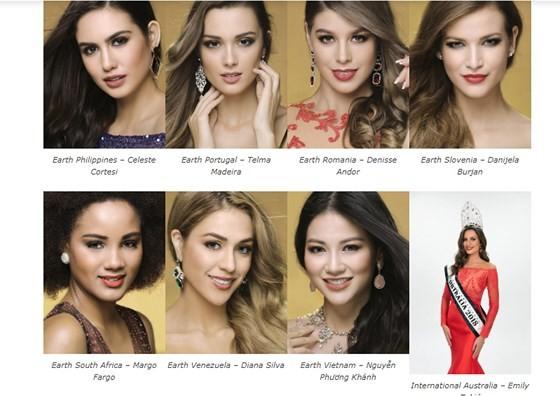 4 người đẹp Việt Nam góp mặt trong danh sách Timeless Beauty - Vẻ đẹp vượt thời gian 2018 ảnh 4